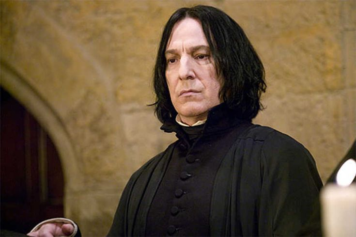 Snape possessed many Byronic hero characteristics, moody by nature, no heroic virtue, and socially isolates himself.