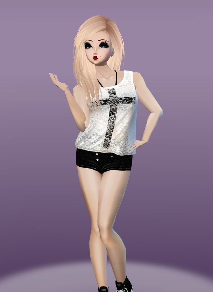 Captured Inside IMVU - Join the Fun! Hello my name is Andrada is cool Photo Stream.