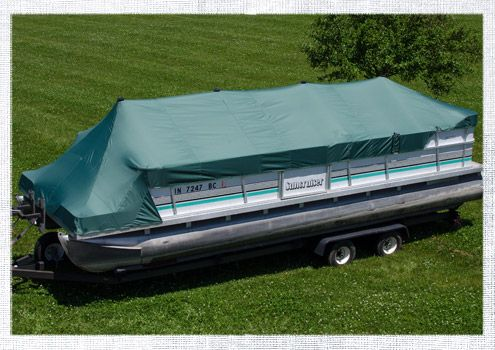 As summer draws to a close, many boaters are gearing up to store their boats for the winter. If you need a new cover for mooring, trailering or storing your pontoon boat, why not make one yourself?...