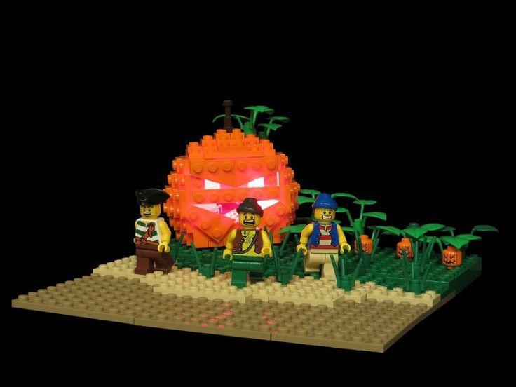 halloween legos sets