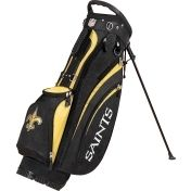 New Orleans Saints NFL Stand Bag by Wilson. Buy now @ReadyGolf.com!