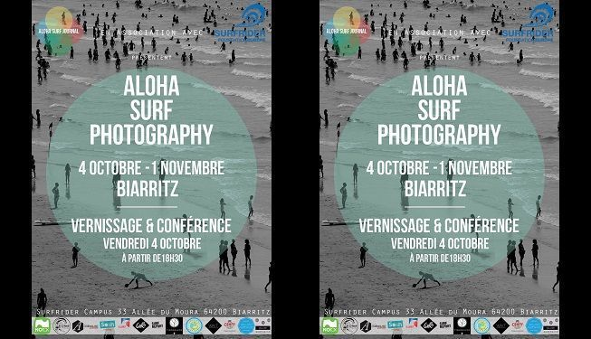 Aloha Surf Photography, Exposition Photographique
