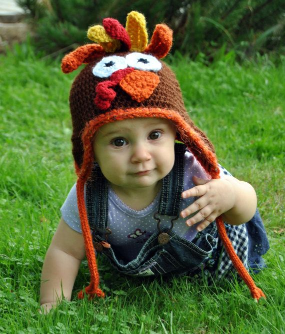 So stinking cute, I need to know someone who can crochet/knit.  :)