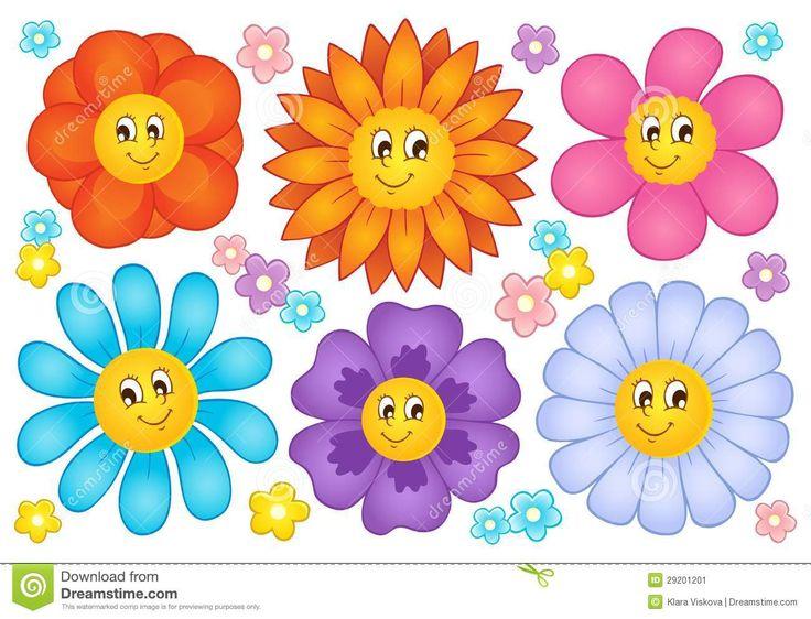 cartoon flowers - Google Search | G1 Bee Planet ...