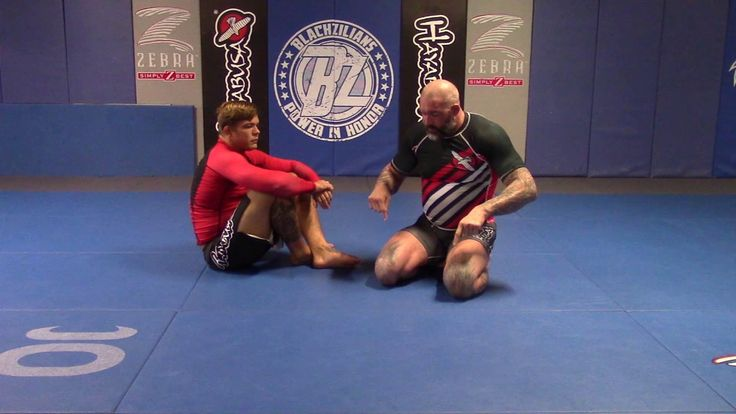 How Catch Wrestling Wrecks The Half Guard