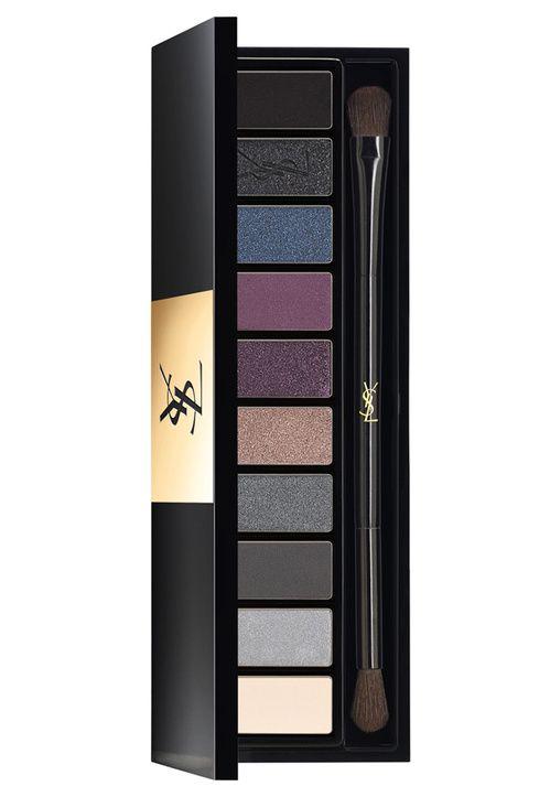 Couture Variation d'Yves Saint Laurent http://www.vogue.fr/beaute/shopping/diaporama/les-20-palettes-de-maquillage-du-printemps-fards-a-paupieres/20143