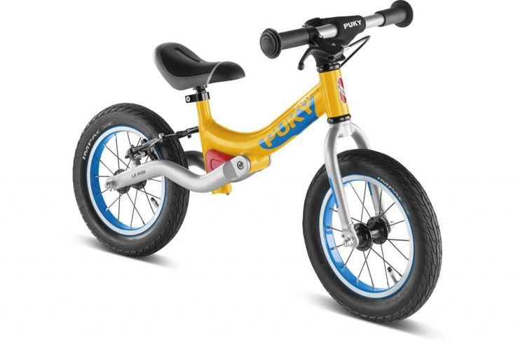 Das Puky LR Ride ist ein Muss für Abenteurer, die Spaß an der Natur und an Ausflügen mit der Familie haben. #Laufrad #Puky #Spielzeug #Kinderfahrzeug
