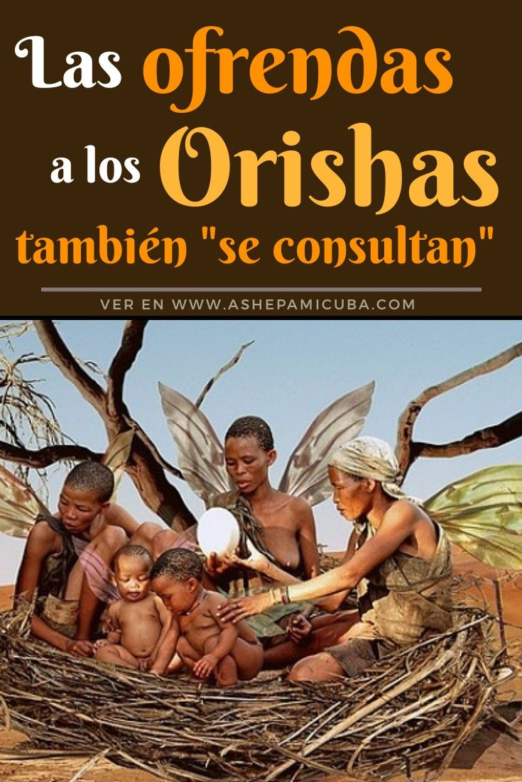 Pin En Religión Afro Cubana