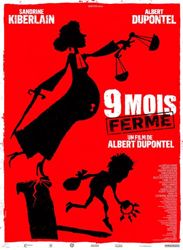 9 mois ferme de Albert Dupontel ♥♥♥