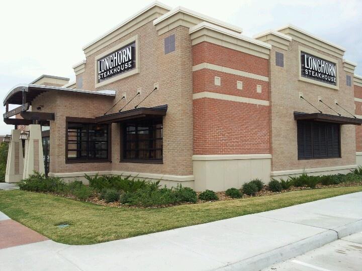 St. Joe Brick, Longhorn Steakhouse, Houston, TX Brick