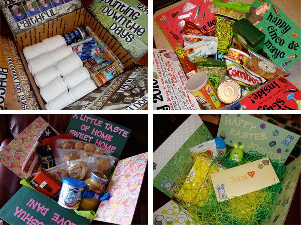 17 Best images about Care Package Ideas on Pinterest | Send a hug ...