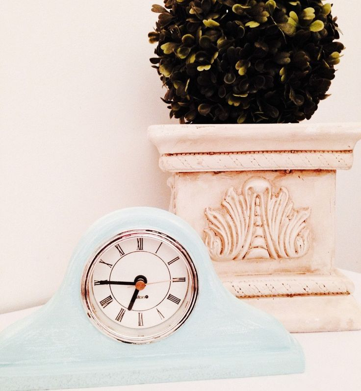 A personal favorite from my Etsy shop https://www.etsy.com/listing/216778122/vintage-clock-office-desk-clock-mantel