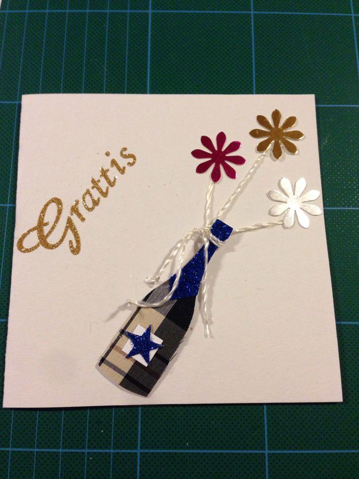 Födelsedagskort, Birthday card