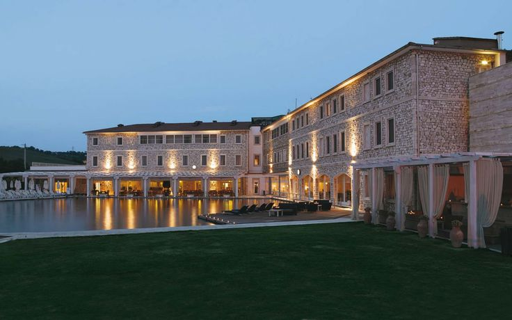 Terme di Saturnia, Tuscany, Italy #well42