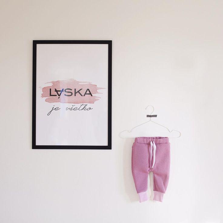 LOVE is all you need #laskajevsetko #fashionstylist