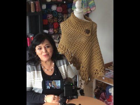 (7) TEJE CON LOS DEDOS CAPA DIAGONAL - Fácil y Rápido - YouTube