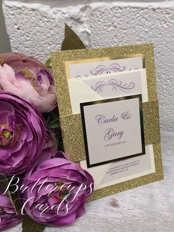 1000+ ideas about Luxury Wedding Invitations on Pinterest ...