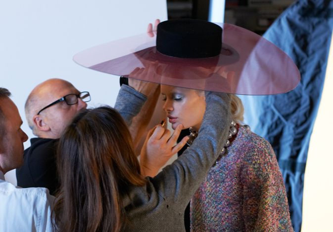 Spring Summer 2013 Chanel Hat