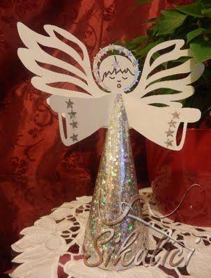 Papírový anděl