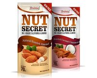 Packaging Design Food & Beverage - Desain Kemasan Untuk Snack Roasted California Almond - #19