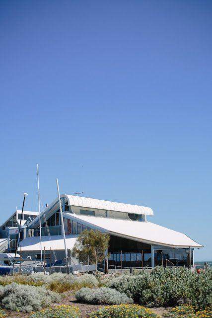Port Melbourne Yacht Club - Rasha & Jason