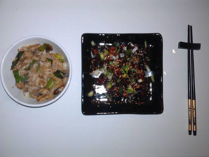 Tori Teriyaki Met Japanse Rijst recept | Smulweb.nl