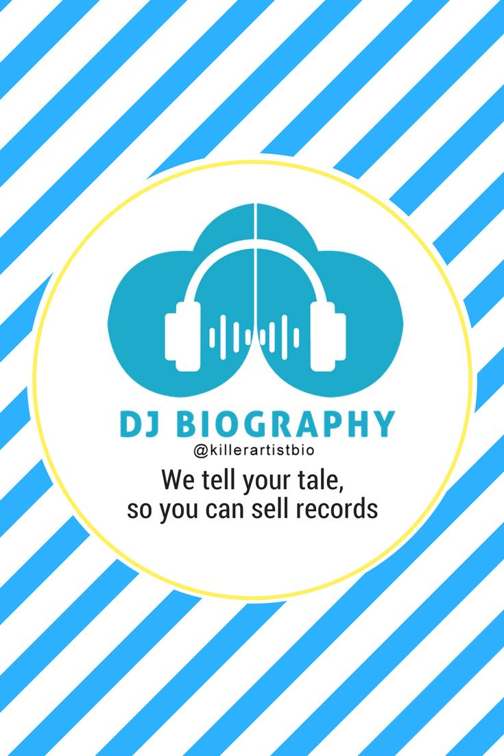 We tell your tale, so you can sell records.