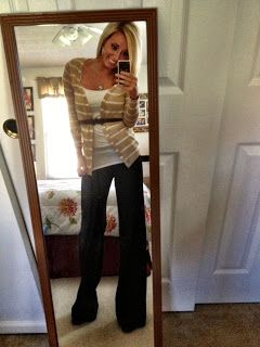 50+ super cute, affordable outfits. This girls tells you where she purchased each outfit. And she's a teacher so can't beat the ideas!