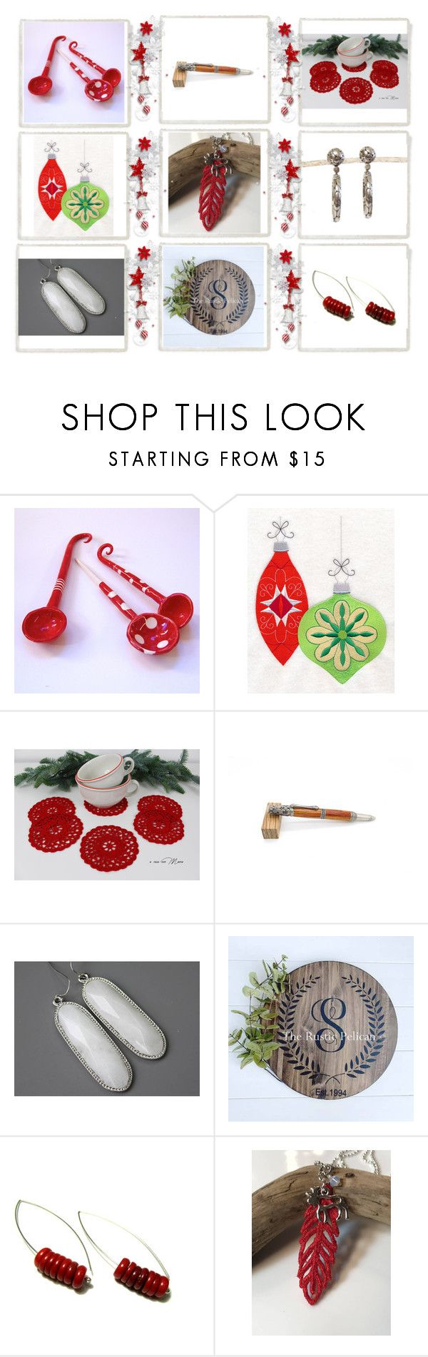 """Lovely gifts!"" by keepsakedesignbycmm on Polyvore featuring Hostess, John Hardy, jewelry, accessories and decor"