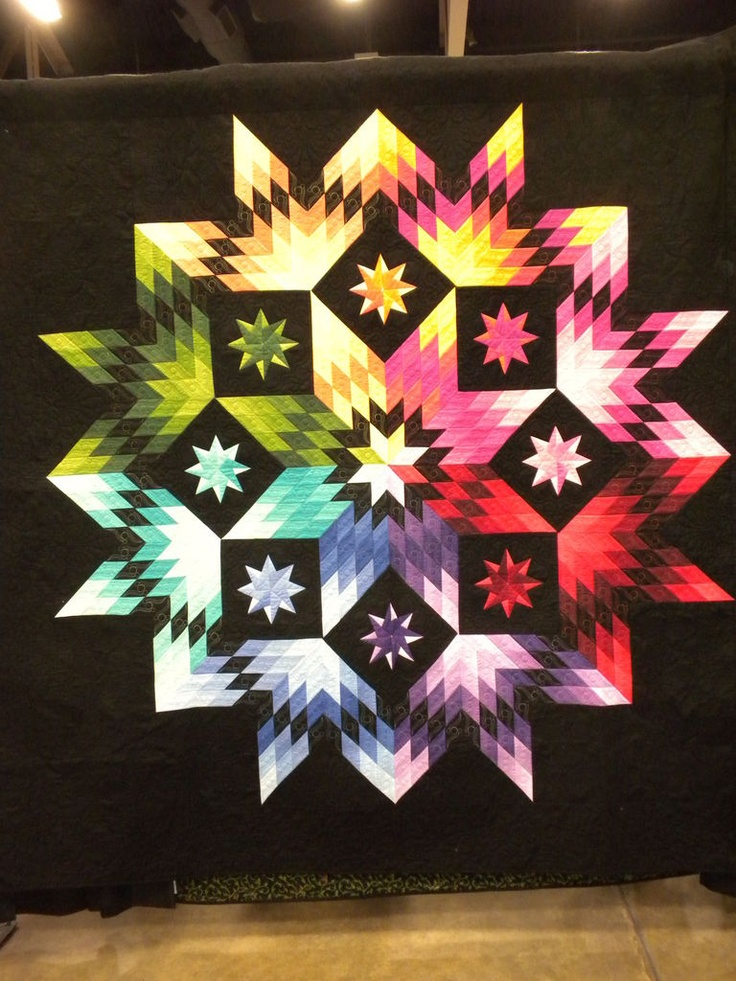 119 Best Ombre Quilts Images On Pinterest Quilt Patterns