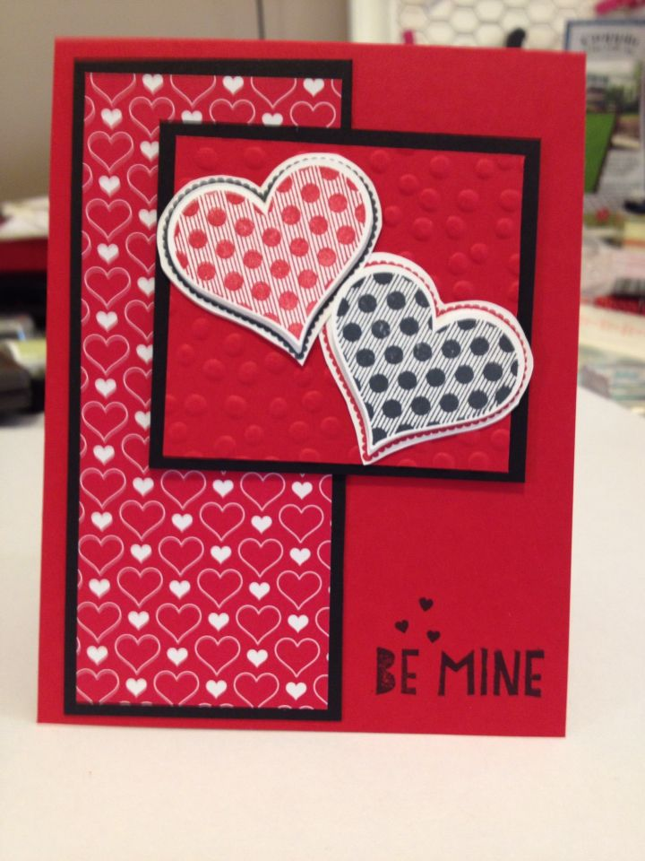 Stamp sets: Groovy Love and You Plus Me  Created by Kim Dent www.kimdent.stampinup.net