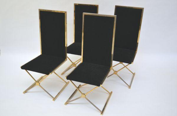[Set di 4 sedie anni 70] - Spazio900 Modernariato