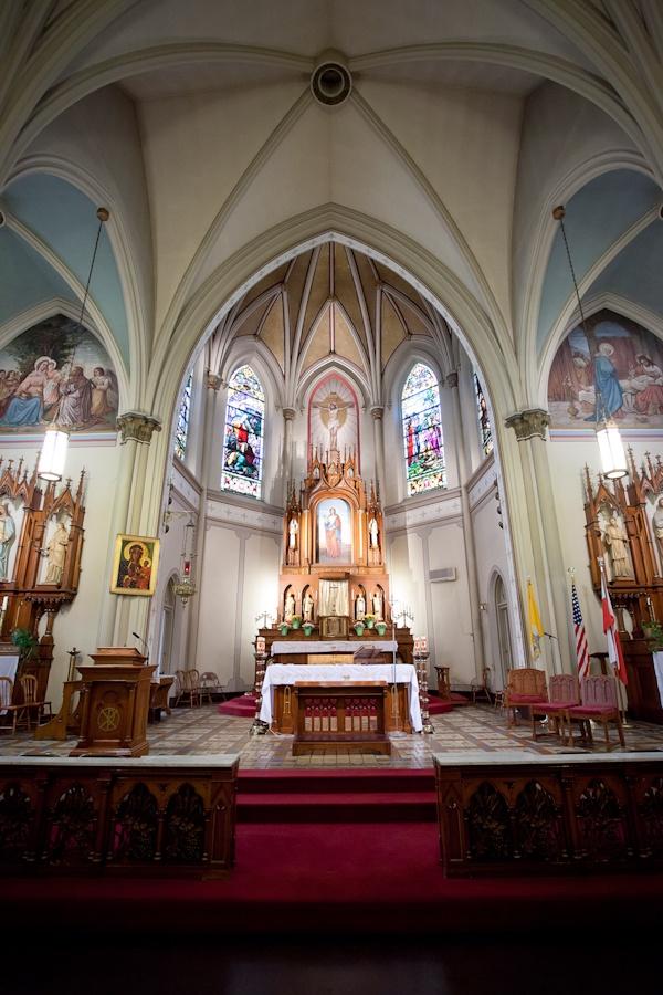 St. Agatha's Church - Great wedding venue!   Wedding ...