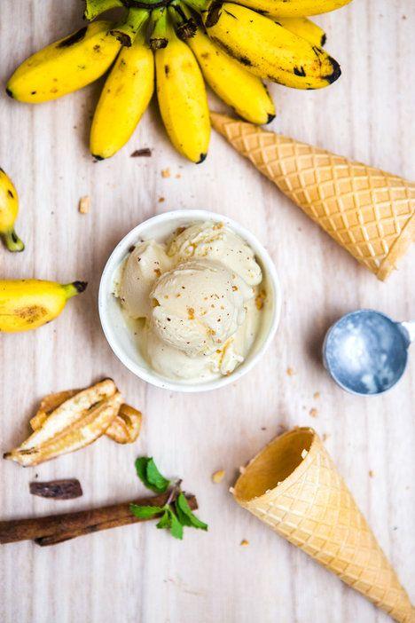 Připravte si jednoduše a rychle skvělou domácí banánovou zmrzlinu!; Jakub Jurdič