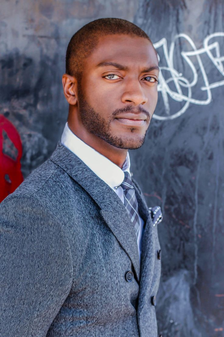 La belle gueule d'Aldis Hodge (Uncle Morgan)