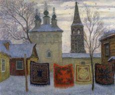 Суздальский-дворик. Телин Владимир Никитович (1941-2012),