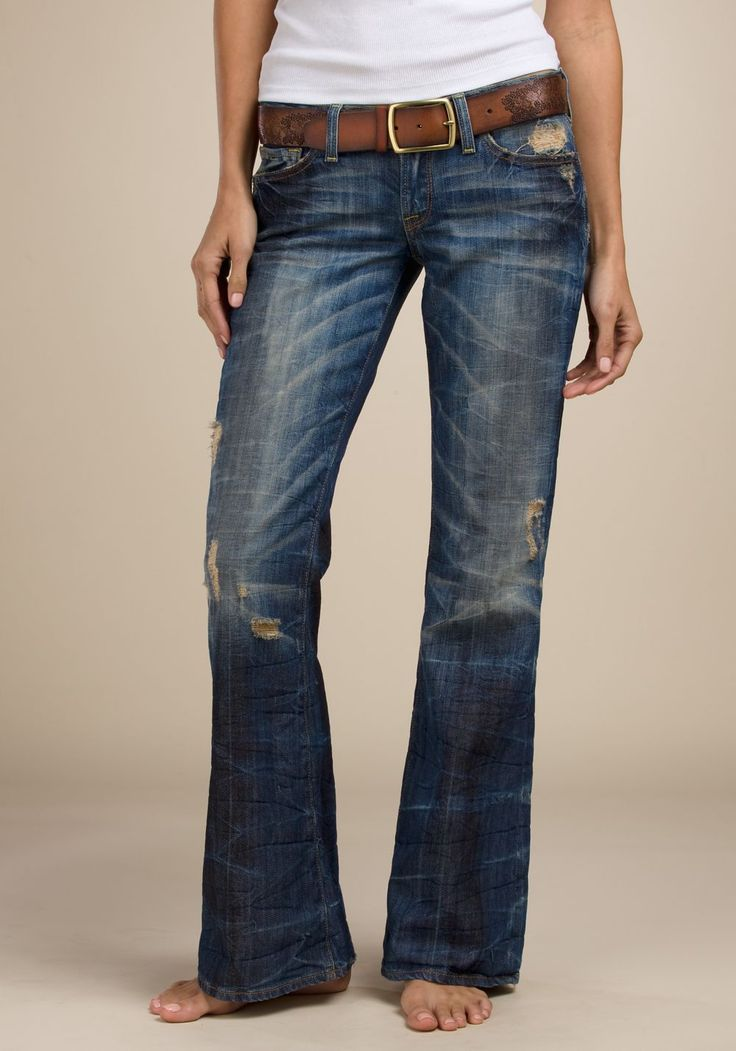 Legend Women's Flare Jeans - Legend Bottoms - Lucky Brand Jeans 2