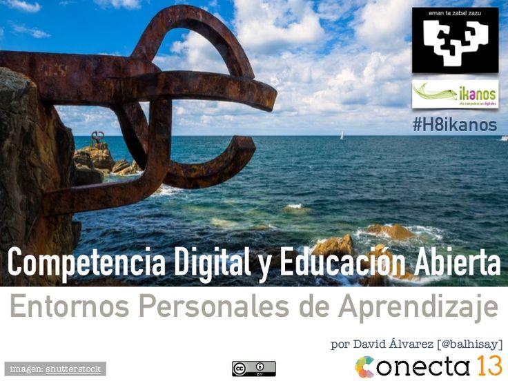 Excelente presentación en slideshare sobre #REA y competencia digital