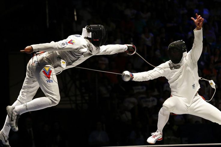 Credit - Serge Timacheff (www.fencingphotos.com)  — in Budapest, Hungary.