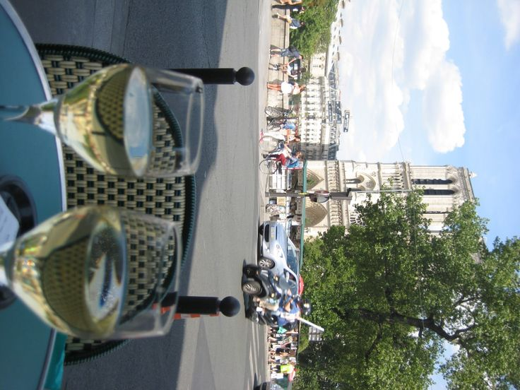 Paris and wine