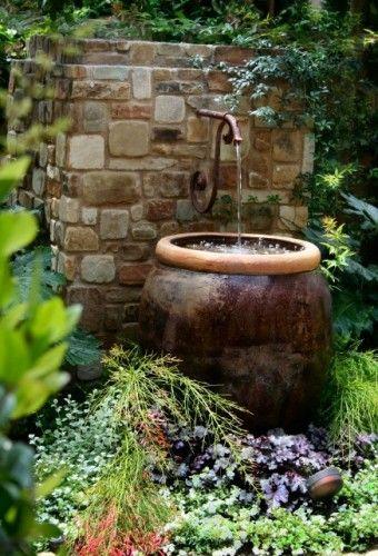Fountain Features  landscape