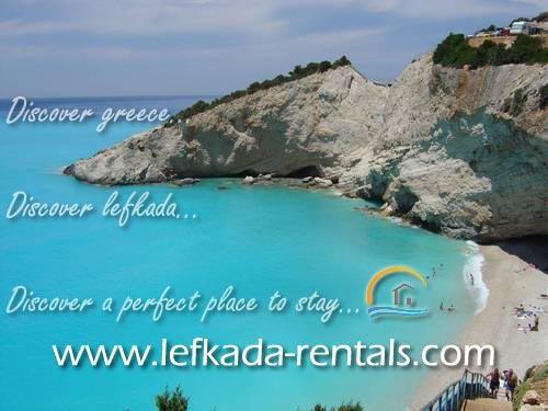Discover Lefkada!