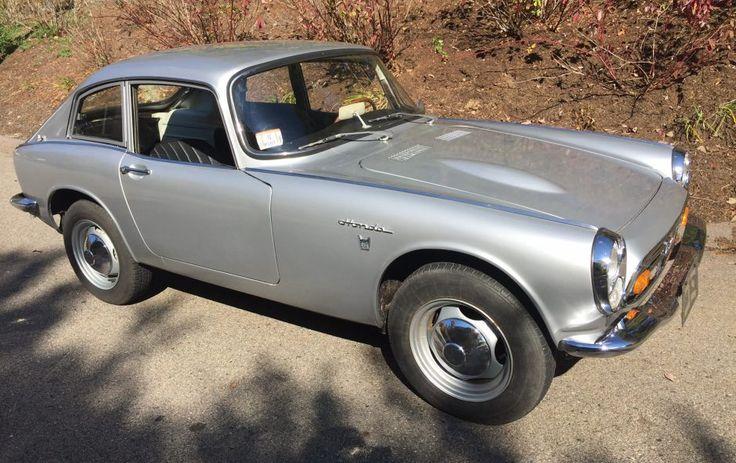 1967 Honda S800 Coupe
