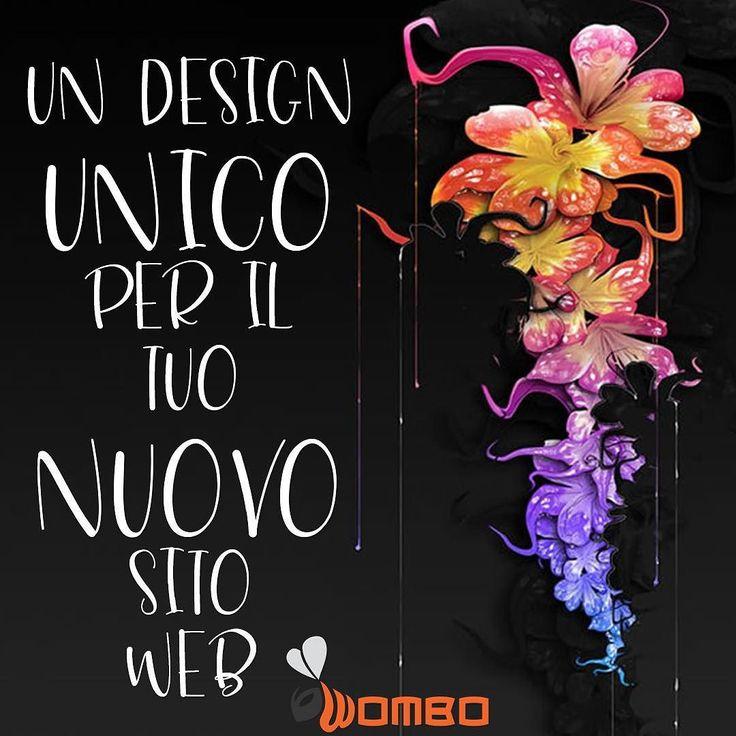 Un design unico per il tuo nuovo sito web! Scrivici ad info@wombo.it per scoprire quanto sia semplice ottenerne uno! #web #website #webdesigner #design #designer #graphic #idea #work #team #agency #agencylife #project #online #sito #sitoweb #picoftheday #bestoftheday #photooftheday #milan #milano #womboit