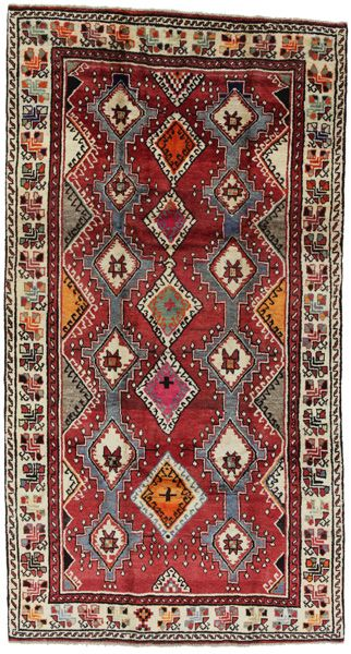 Qashqai - Yalameh 287x155 - CarpetU2