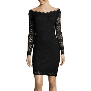 e166fc888e9 Party + Cocktail Black Dresses for Women - JCPenney