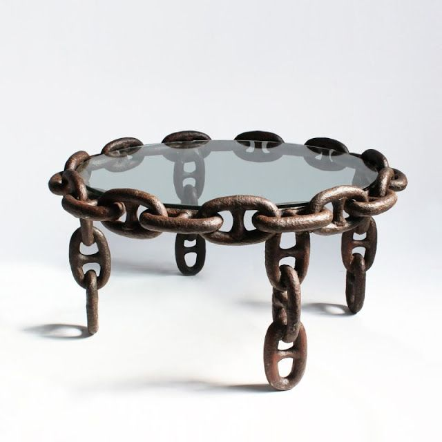 Internet das Coisas!!!: Chain Coffee Table