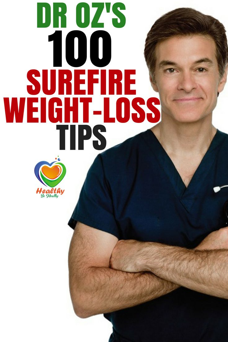 Sources of this article: 1- www.doctoroz.com 2- www.foundandfeatured.com In honor of the 100th episode of the Dr. Oz Show, 100 easy to follow weight loss tips are the featured topics. Who doesn't need every bit of help they can get when it comes to weight loss? I do! This collection of weight loss tips are so …