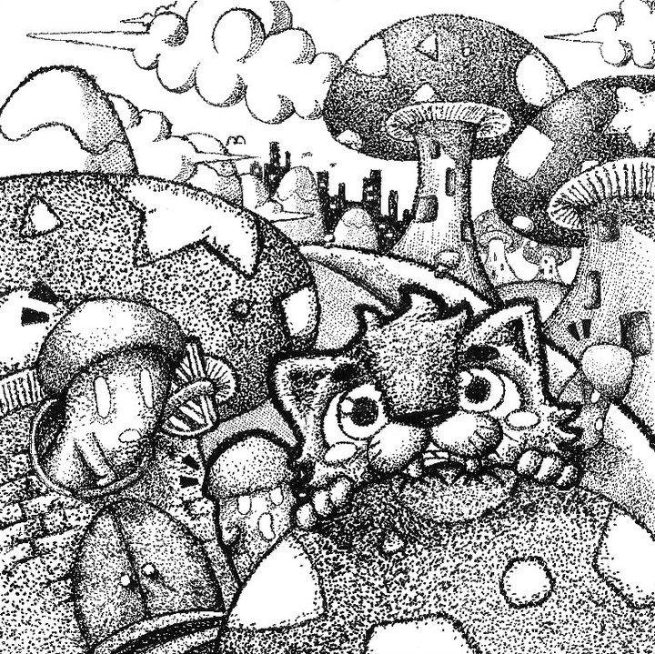 CAT O.o design sketch photoshop draw painting art