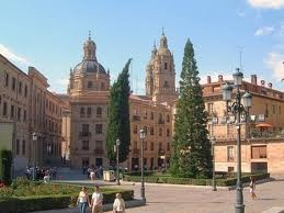 Catedral de Salamanca, Spain.